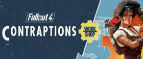 Fallout 4 - Contraptions Workshop DLC