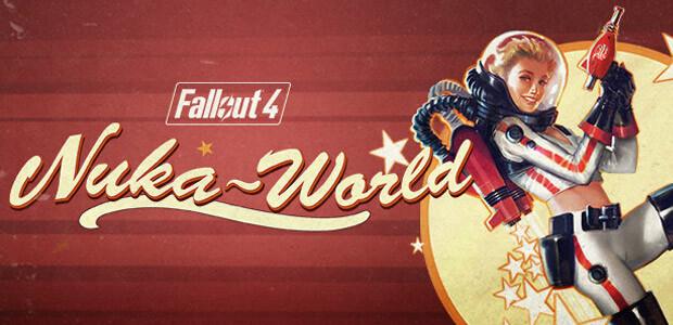 Fallout 4 - Nuka-World DLC - Cover / Packshot