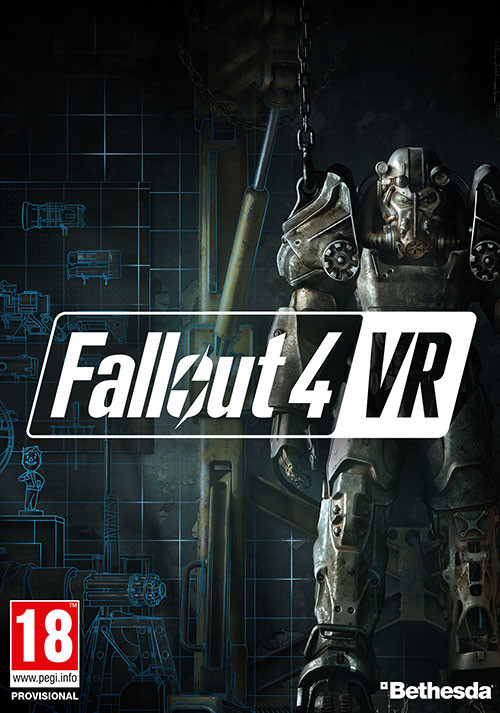 Fallout 4 VR - Cover / Packshot