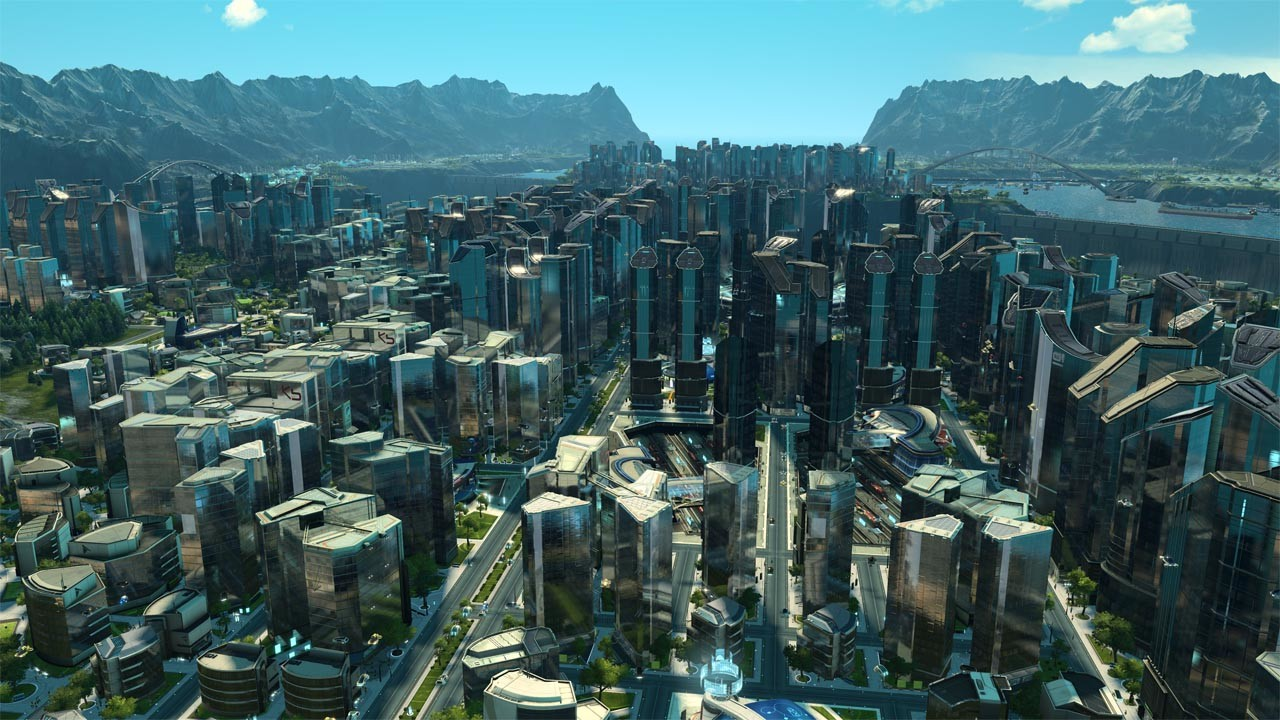 ... Screenshot3 - Anno 2205 ...