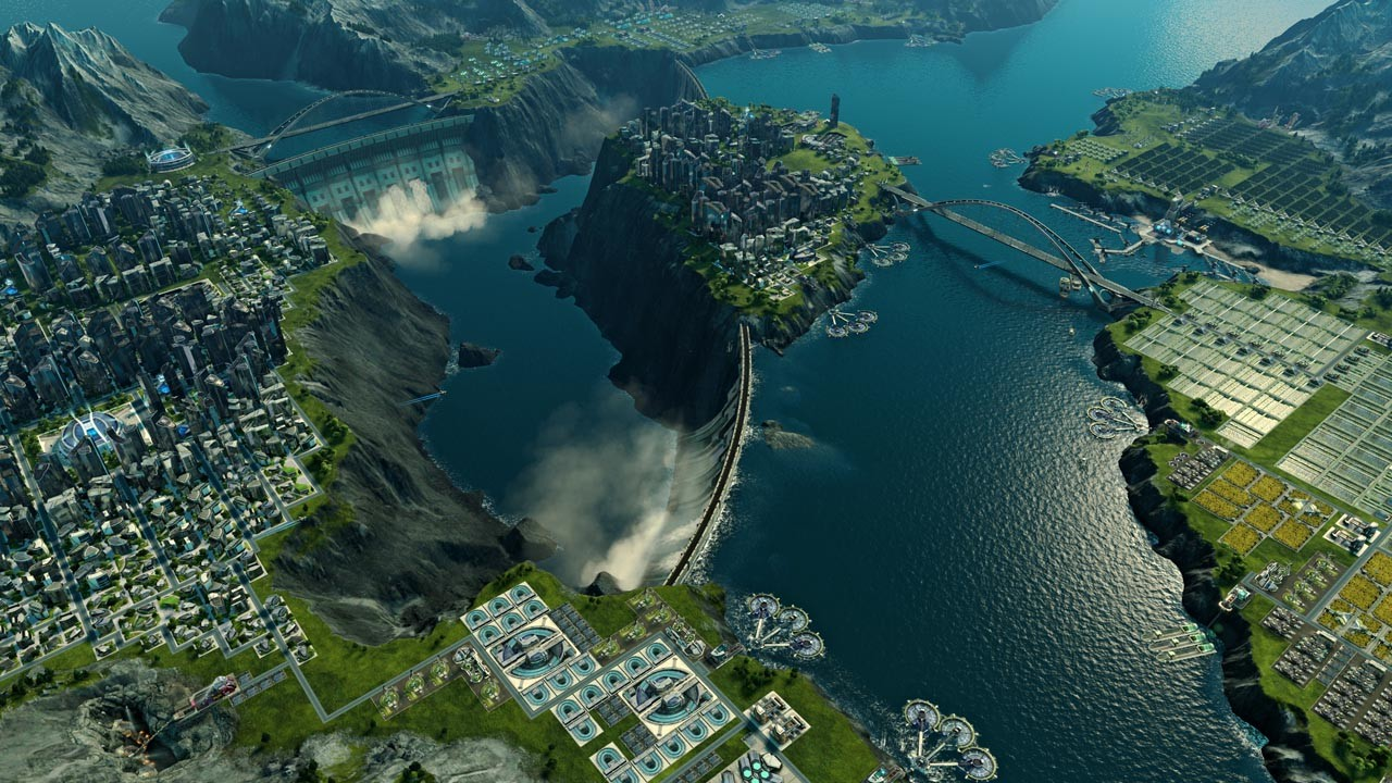 ... Screenshot7 - Anno 2205 ...
