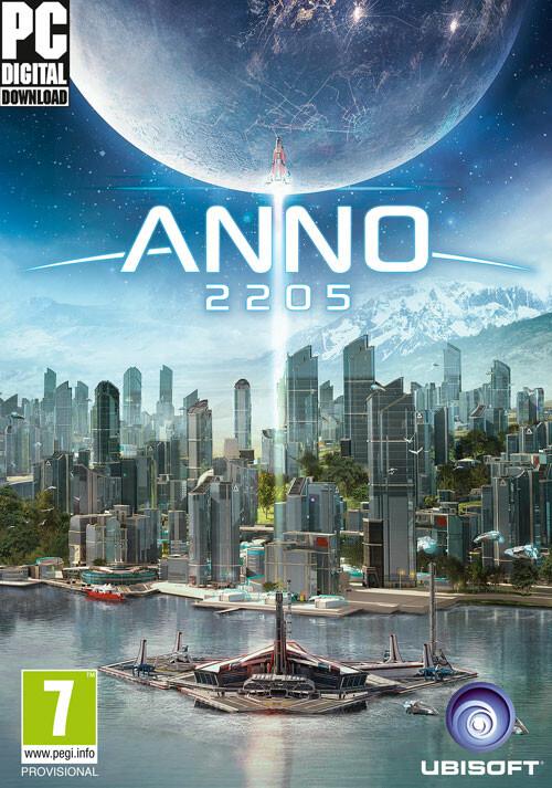 Anno 2205 - Cover / Packshot