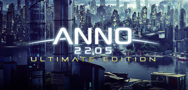 Anno 2205 Ultimate Edition - Cover / Packshot