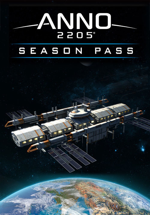 Anno 2205: Season Pass - Cover / Packshot