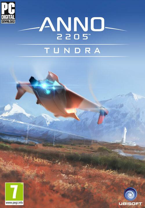 Anno 2205: Tundra DLC - Cover