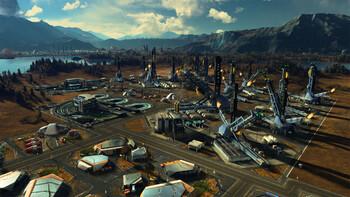 Screenshot2 - Anno 2205: Tundra DLC