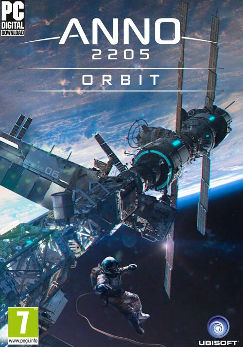 Anno 2205: Orbit DLC - Cover