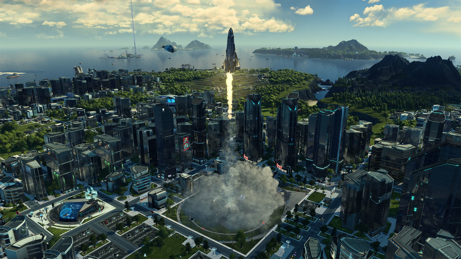 ... Screenshot5 - Anno 2205: Orbit DLC ...