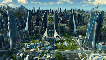Screenshot2 - Anno 2205: Frontiers DLC
