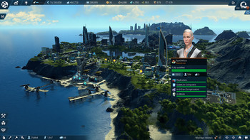 Screenshot1 - Anno 2205: Frontiers DLC