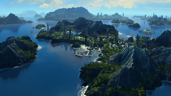 Screenshot6 - Anno 2205: Frontiers DLC