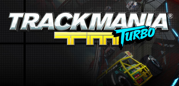 Trackmania Turbo - Cover / Packshot