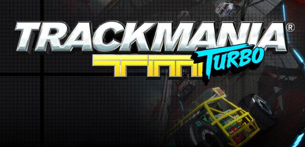 Trackmania Turbo - Cover / Packshot