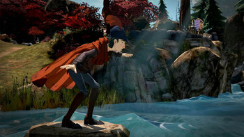 Screenshot2 - King's Quest: The Complete Collection
