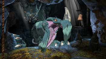 Screenshot3 - King's Quest: The Complete Collection