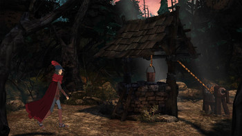 Screenshot5 - King's Quest: The Complete Collection