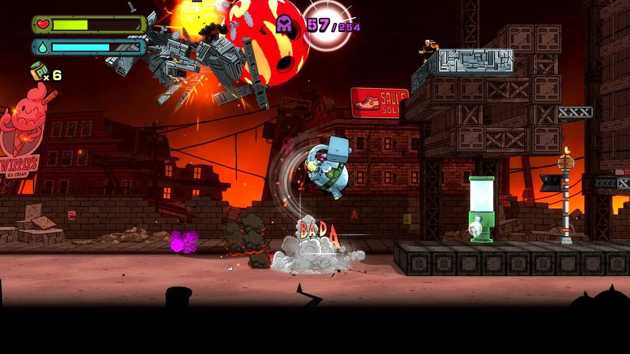 Tembo The Badass Elephant [Steam CD Key] für PC online kaufen