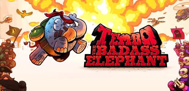 Tembo The Badass Elephant - Cover / Packshot