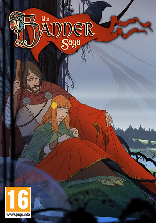 The Banner Saga - Cover / Packshot