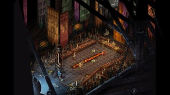 Screenshot1 - The Banner Saga