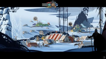 Screenshot4 - The Banner Saga