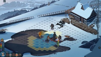 Screenshot6 - The Banner Saga