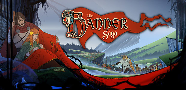 The Banner Saga - Cover / Packshot