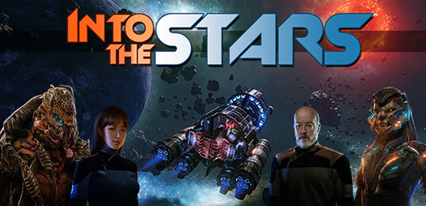 Into the Stars - Cover / Packshot
