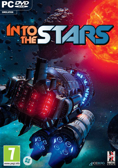 Into the Stars - Packshot
