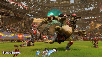Screenshot1 - Blood Bowl 2