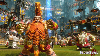 Screenshot4 - Blood Bowl 2