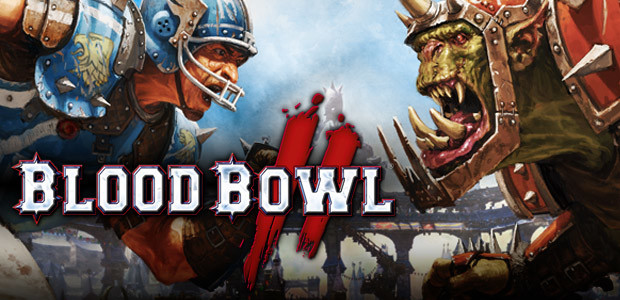 Blood Bowl 2 - Cover / Packshot