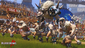 Screenshot1 - Blood Bowl 2 Team Pack