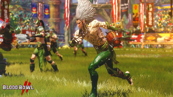 Screenshot2 - Blood Bowl 2 Team Pack