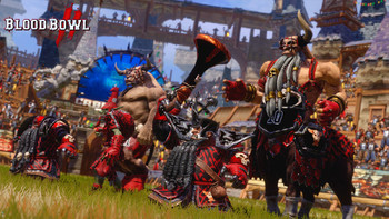 Screenshot4 - Blood Bowl 2 Team Pack