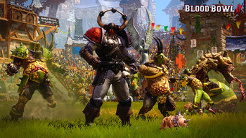 Screenshot8 - Blood Bowl 2 Team Pack