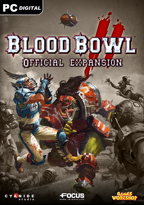 Blood Bowl 2 - Official Expansion - Cover