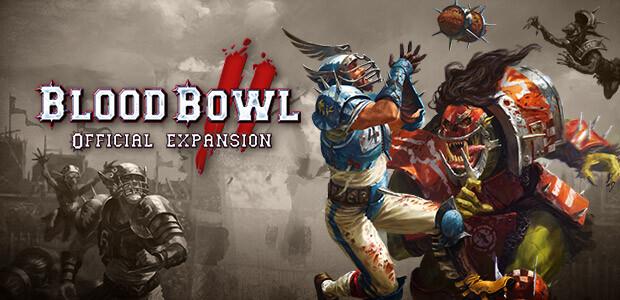 Blood Bowl 2 - Official Expansion - Cover / Packshot