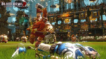 Screenshot7 - Blood Bowl 2: Legendary Edition