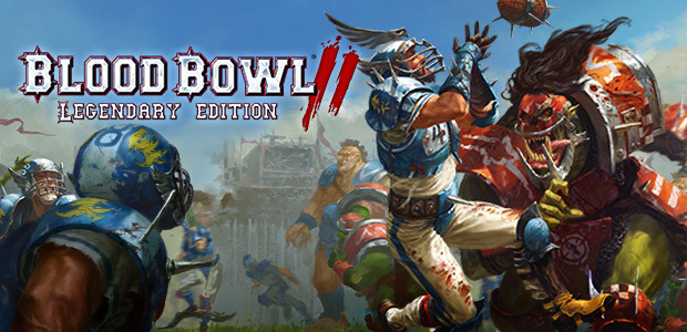 Blood Bowl 2: Legendary Edition - Cover / Packshot