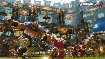 Screenshot6 - Blood Bowl 2: Legendary Edition