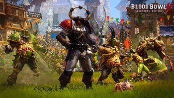 Screenshot8 - Blood Bowl 2: Legendary Edition