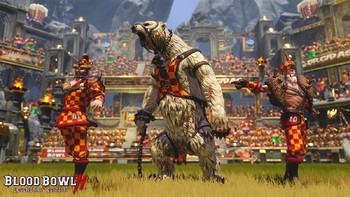 Screenshot1 - Blood Bowl 2: Legendary Edition