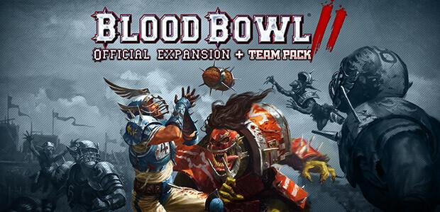 Blood Bowl 2 - Official Expansion + Team Pack - Cover / Packshot
