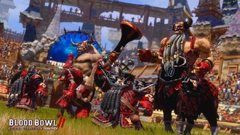 Screenshot3 - Blood Bowl 2 - Official Expansion + Team Pack
