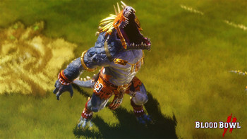 Screenshot2 - Blood Bowl 2 - Lizardmen DLC