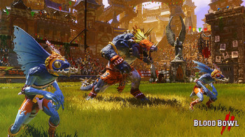 Screenshot4 - Blood Bowl 2 - Lizardmen DLC