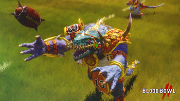Screenshot5 - Blood Bowl 2 - Lizardmen DLC