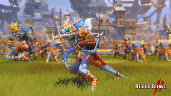 Screenshot3 - Blood Bowl 2 - Lizardmen DLC