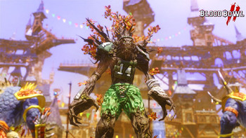 Screenshot1 - Blood Bowl 2 - Wood Elves DLC